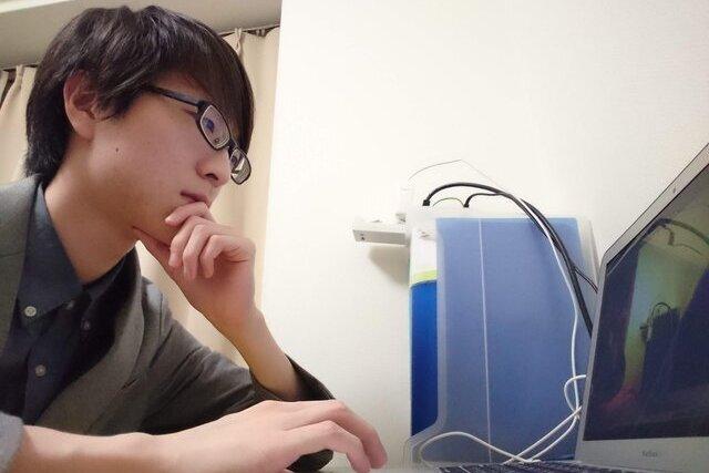 豊田 葵さん(早稲田大学)
